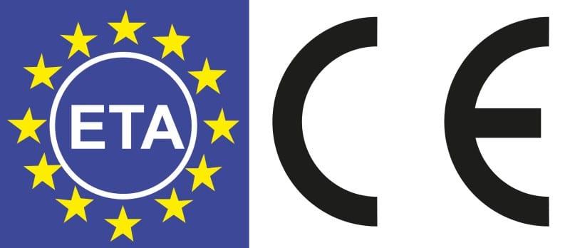 Certifikat ETA