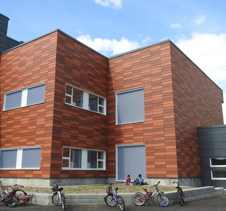 Brick Fassade